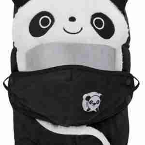 Faux Fur Winter Panda Hat