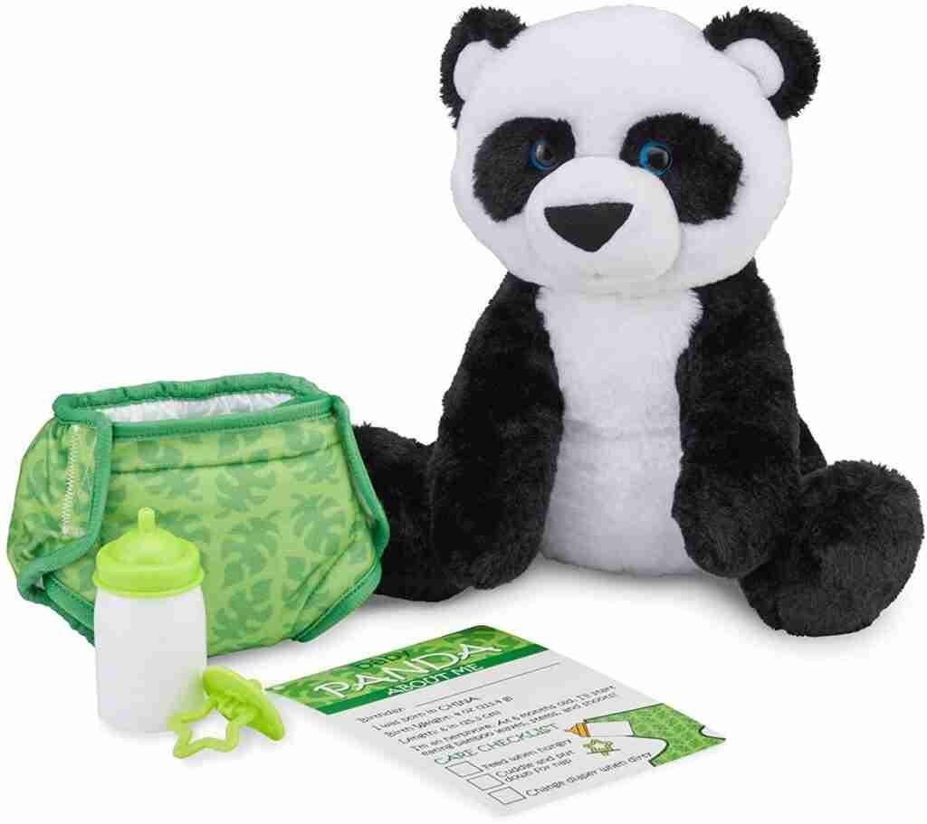 Baby Panda Plush Stuffed Animal
