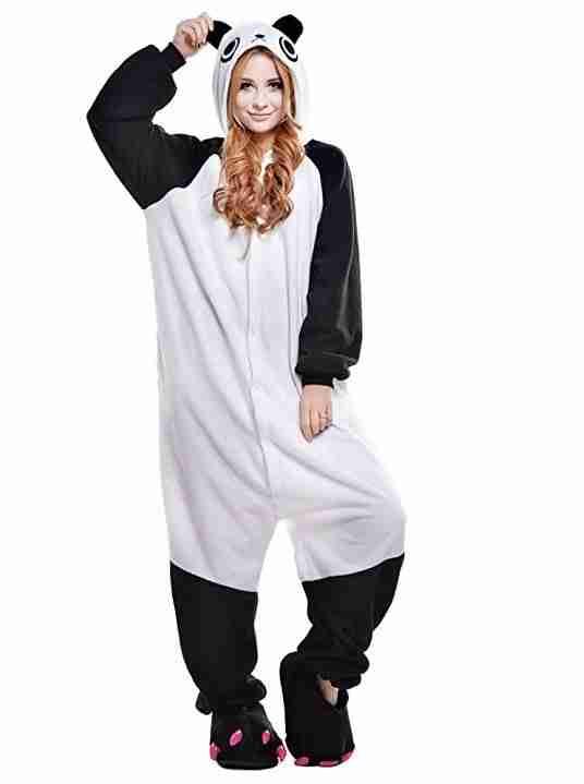 Panda onsie for women