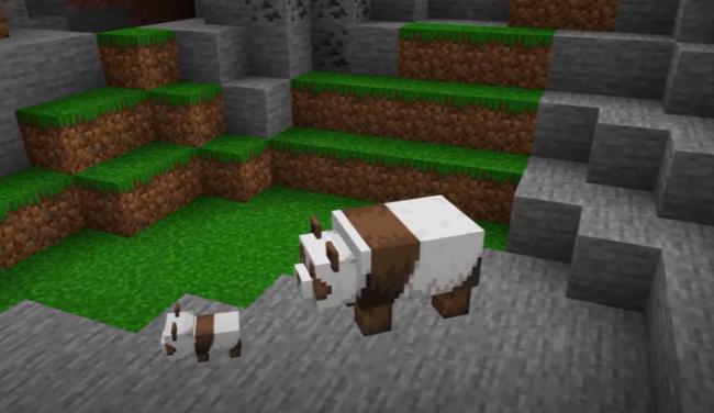Brown Panda - the Rarest Panda in Minecraft?