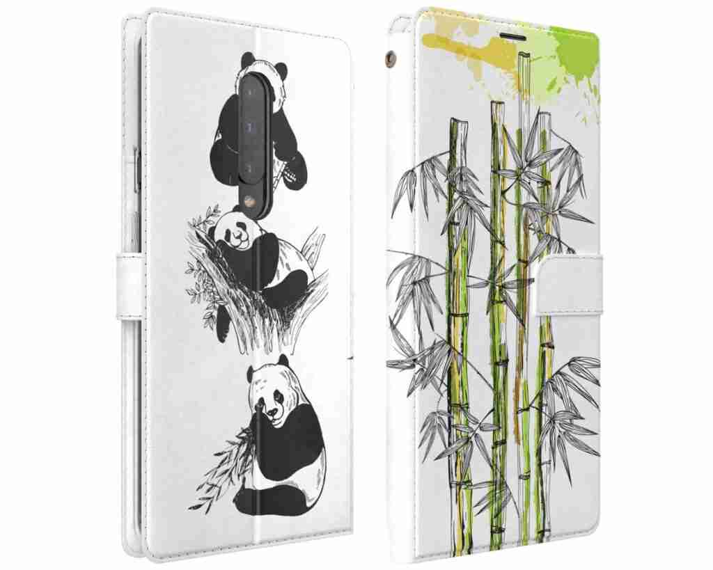 Japanese Panda Wallet