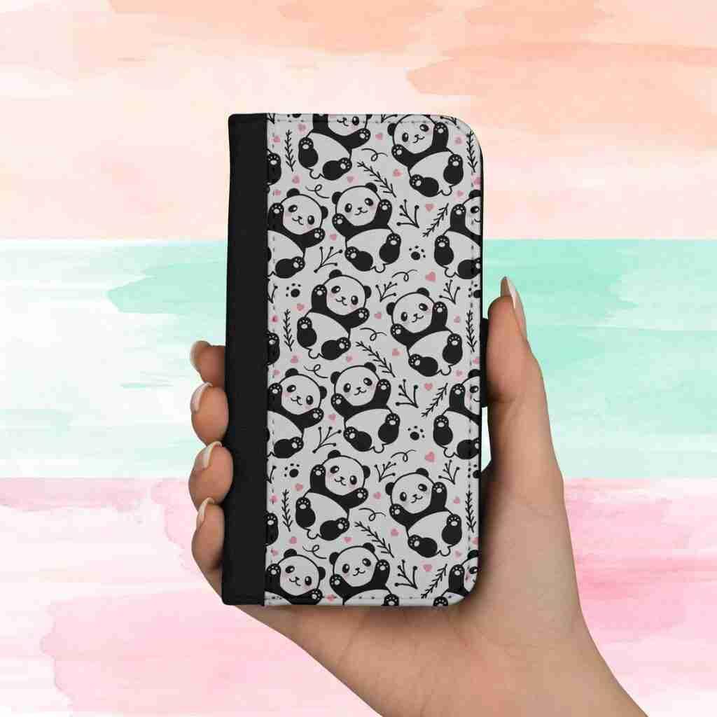 Panda Wallet Case