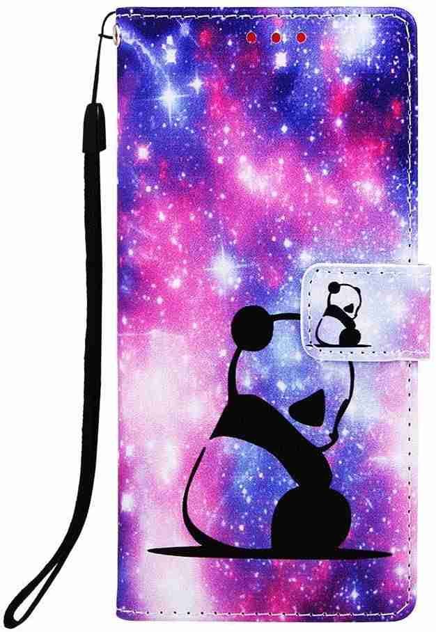 Panda Wallet Phone Case for Apple iPhone