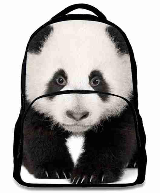 Animal School Bag, Teenagers Casual Daypack
