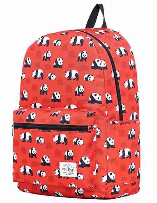 Galaxy Backpack for School Girls